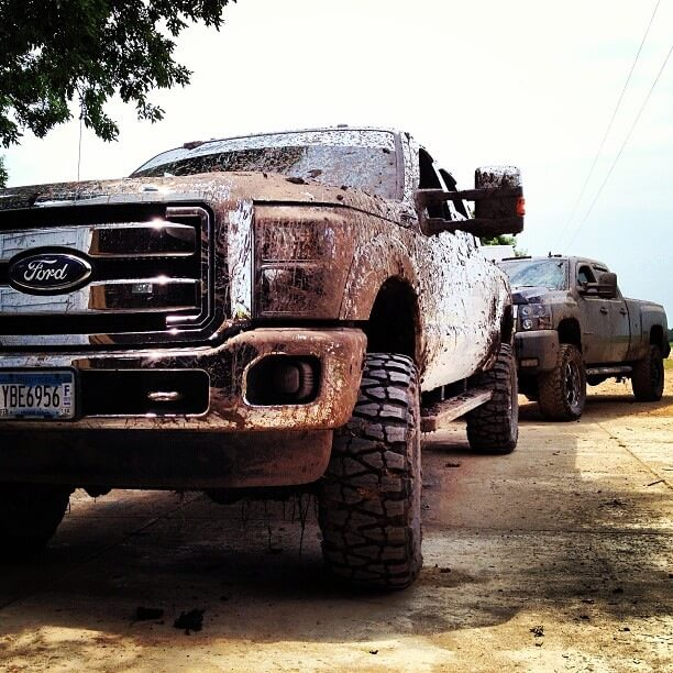 Zone-Lift-Ford-F350