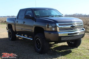 Jimmie's Zone 6.5'' Equipped Silverado on 35s