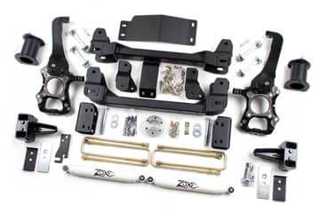 Zone Offroad Products Ford F150 F40 lift kit