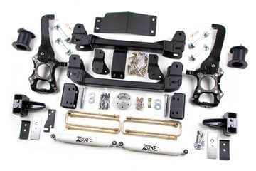 Zone Offroad Ford F150 lift kit