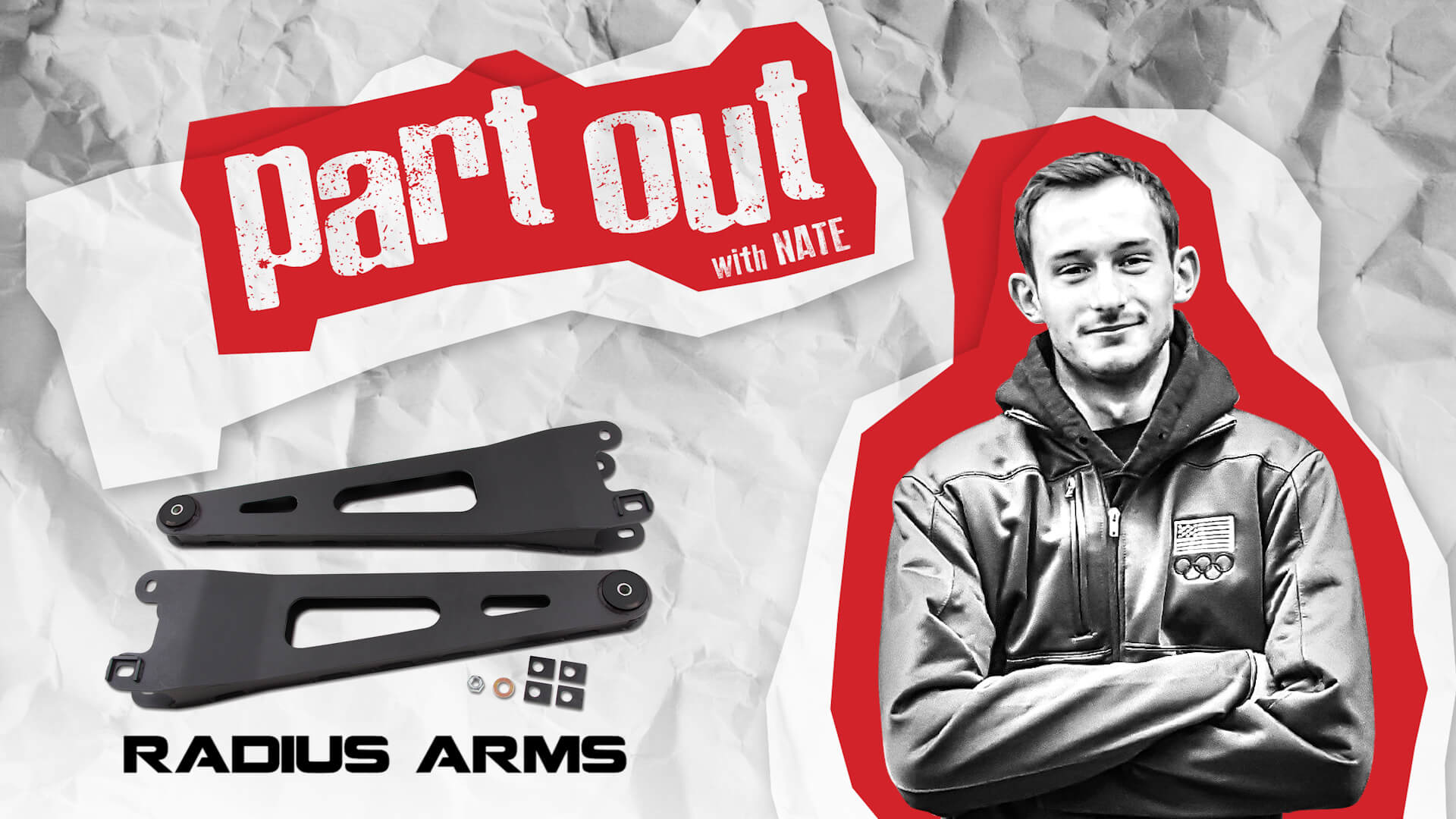 PART OUT: Radius Arms