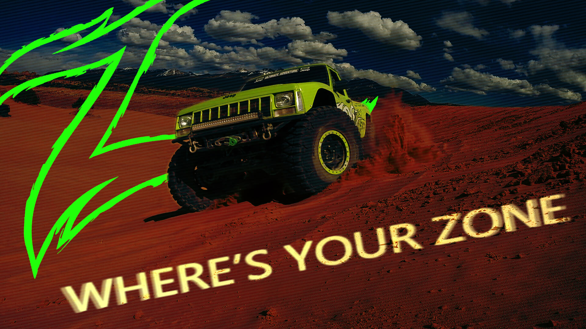 Where's Your Zone