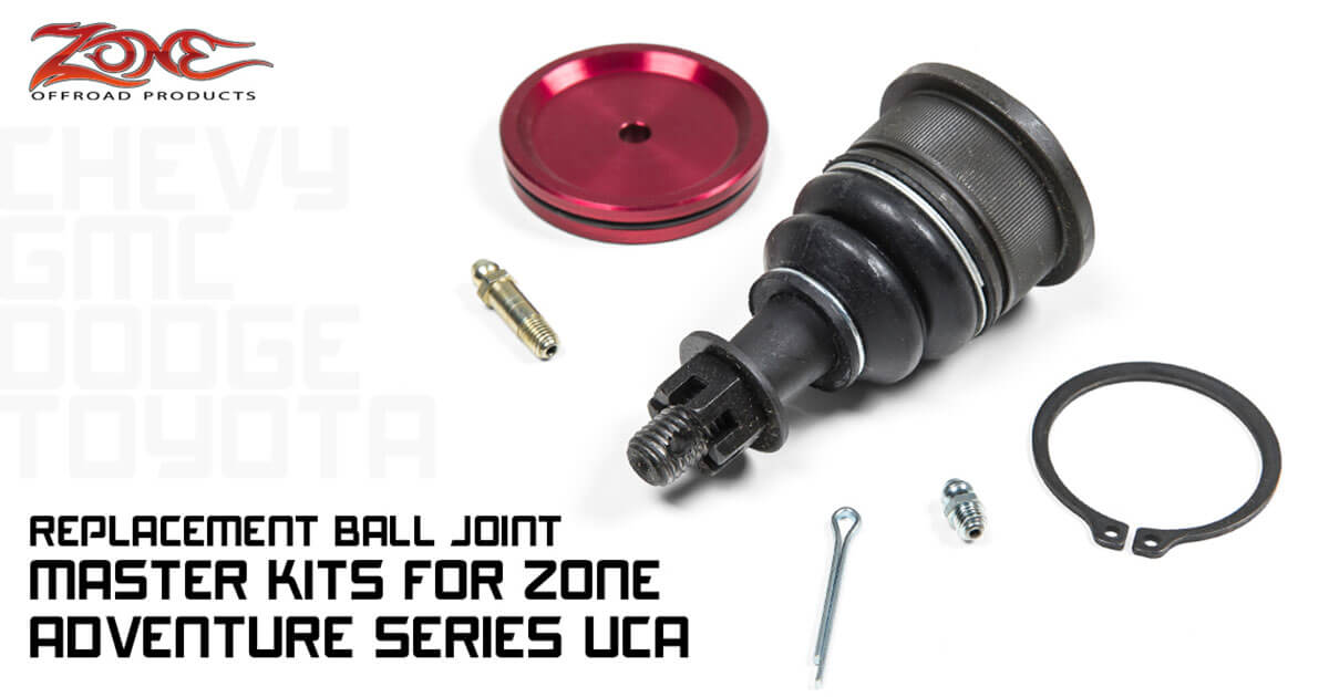 Replacement UCA Ball Joints